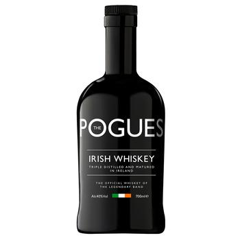 The Pogues Irish Whiskey 40% 0,7l - buy, prices for Novus - image 1