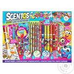 Scentos 42132 Scented Painting Set 20items