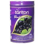 Tarlton Blackberry Black Tea 100g