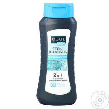 Shampoo-gel Men for hair 400ml
