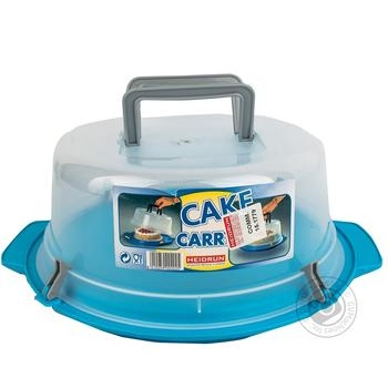 Form for cake Heidrun for a kitchen 36cm - buy, prices for Auchan - photo 1