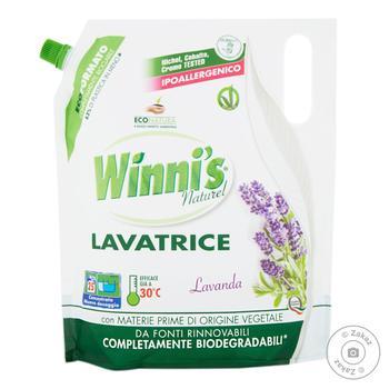 Средство Winni's для стирки лаванда 1.25л