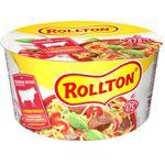 Локшина Роллтон яєчна з яловичиною по-домашньому 75г