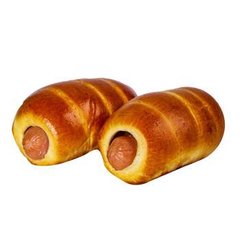 Sausage Bun 85g