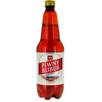 Пиво Piwny Kubek світле 0,9л