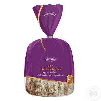 Хліб Київхліб Оксамитовий половина нарізка 350г - купити, ціни на CітіМаркет - фото 3