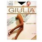 Колготы Giulia Infiniti nero женские 40ден 4р