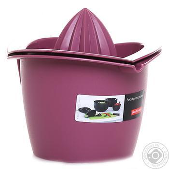 Соковыжималка Plast Team для цитрусовых - купить, цены на СитиМаркет - фото 1
