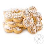 Печиво Домашнє в пудрі (ваг) пісне Деліція