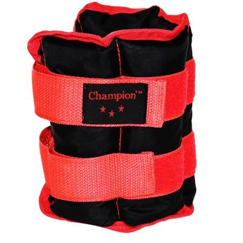 Champion Black-Red Weights 2pc*1.5kg - buy, prices for Tavria V - image 1