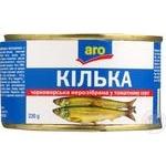 Aro in tomato sauce fish sprat 230g