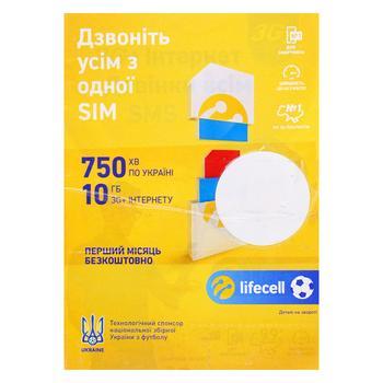 Starter pack Life 3G - buy, prices for Furshet - image 1