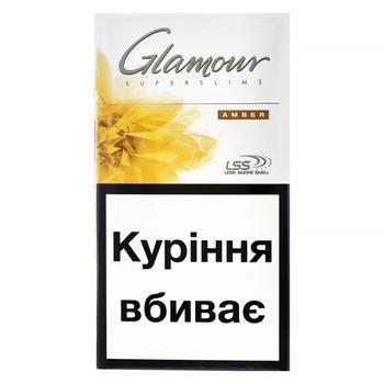 Сигареты гламур амбер купить купить электронную сигарету в аксае