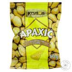 Арахис жареный Kruton со вкусом сыр 50г - купить, цены на Фуршет - фото 1