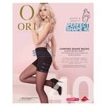 Колготы Ori Perfect Shape 40 ден женские черные р.4