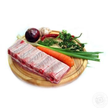 Свиное ребро кг