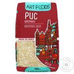 Рис Art Foods басмати длиннозерный 1кг