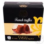 Конфеты Chocmod Truffettes de France трюфельные c коньяком 200г