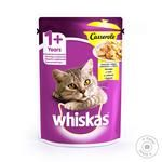 Whiskas with chicken in jelly cat food 85g