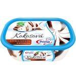 Мороженое Prima с кокосом и шоколадным топингом 900мл