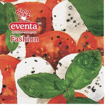 Paper Design Eventa Fashion Napkins 20pc