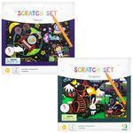 Dodo Set of Prints Dragons Color Cardboard