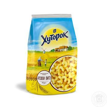 Khutorok Horns Pasta 800g - buy, prices for CityMarket - photo 2