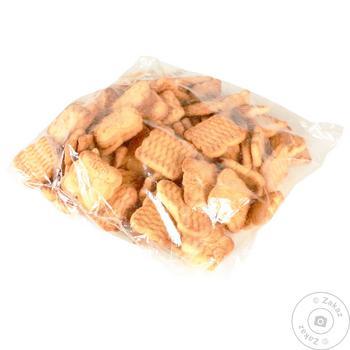 Печенье Бисквит Шоколад диабетическое на фруктозе - купить, цены на Восторг - фото 1