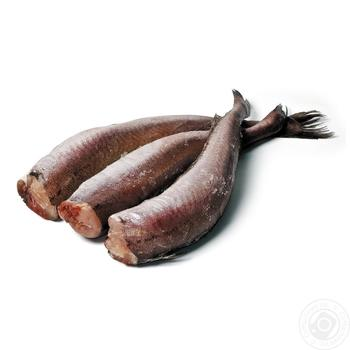 Fish hake frozen Ukraine - buy, prices for Furshet - image 1