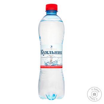 Вода минеральная Куяльник лечебно-столовая 0.5л