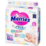 Diaper Merries for babies 0-5kg 90pcs