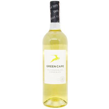 Вино Green Cape Совиньон Бланк белое сухое 13% 0,75л