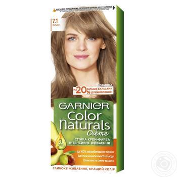 Garnier Color Naturals №7.1 Hair dye - buy, prices for Novus - image 1