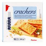 Auchan Without Salt Cracker 560g