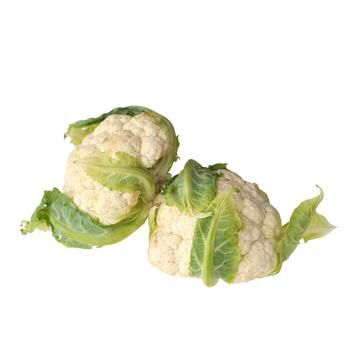 Овощи цветная капуста свежая 1шт