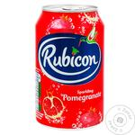 Rubicon Pomegranate Carbonated Drink 0.33l