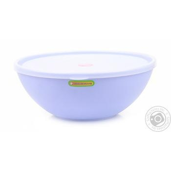 Aleana Bowl with Lid 2l assortment - buy, prices for Auchan - image 3