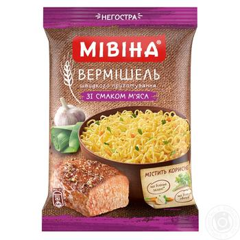 Mivina ready-to-cook with meat vermicelli 60g