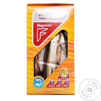 Мойва Флагман холодного копчення 250г - купити, ціни на Ашан - фото 2