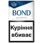 Bond Blue Selection Cigarettes