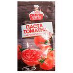 Tomato paste Varto 70g Ukraine