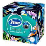 Серветки косметичні Zewa Deluxe Aroma Collection 60шт