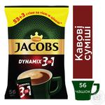 Jacobs 3в1 Dynamix instant coffee 56*12.5g - buy, prices for MegaMarket - image 2