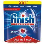 Таблетки Finish Powerball для посудомоечных машин 65шт