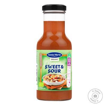 Соус кисло-сладкий Santa Maria Asian WOK 250мл - купить, цены на Восторг - фото 1