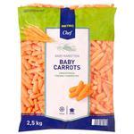 Морковь Metro Chef молодая 2,5кг