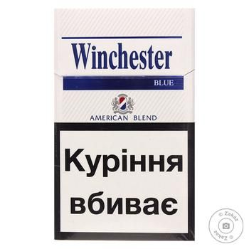 Цигарки Winchester KS Blue - купити, ціни на Фуршет - фото 2