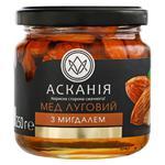 Мед Аскания луговой с миндалем 250г