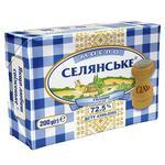 Selianske Creamy-Sweet Salty Butter 72.5% 200g