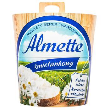 Сыр Hochland Almette сливочный 35% 150г - купить, цены на Ашан - фото 6